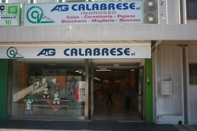 ingrosso intimo a g calabrese srl portale marketing
