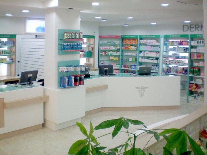 Arredamento farmacie a p i srl portale marketing aziende for Aziende di mobili