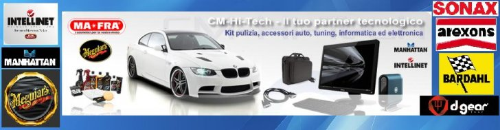 Auto moto e garage cm hi tech marketing aziendale