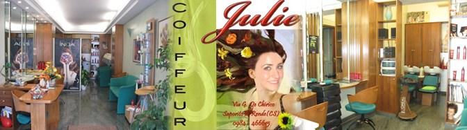 Parrucchieri e Estetisti | Coiffeur Julie | Marketing Aziendale