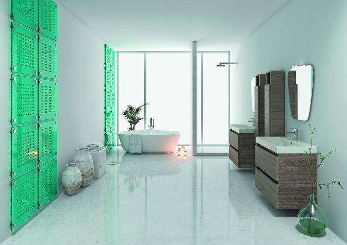 Arredamento bagno sanitari accessori kamalu portale for Portale arredamento