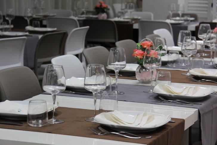 Mensa e ristorante unical la cascina global service for Interno unical