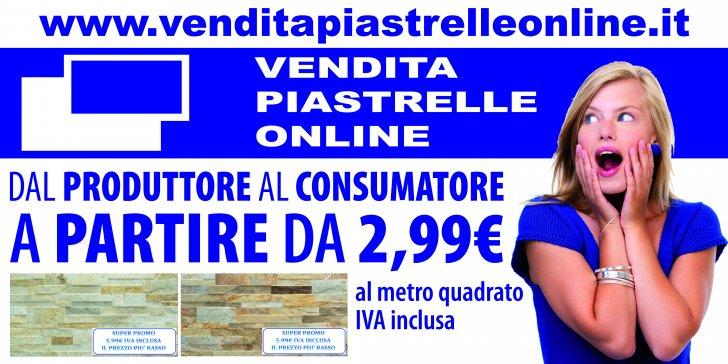 Commercio e vendita online ceramica | Venditapiastrelleonline.it Spa ...