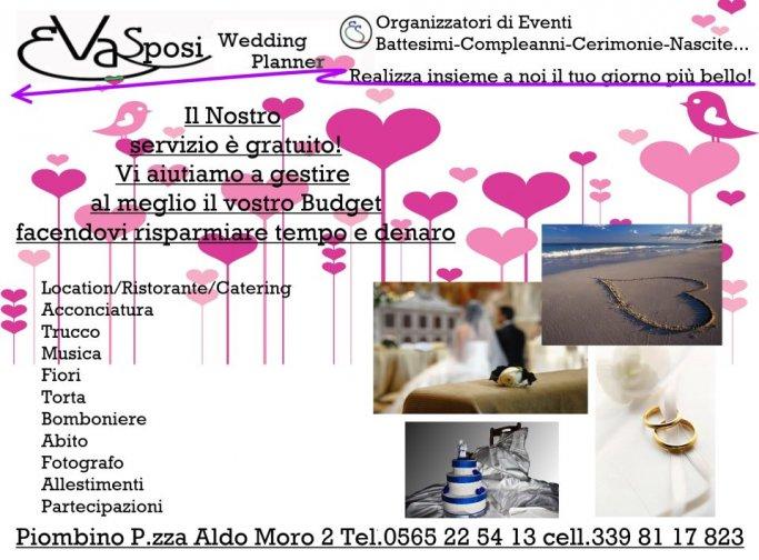 Eva Sposi Wedding Planner Eva Salute E Benessere Portale Marketing Aziende