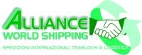Logo Alliance World Shipping Srl