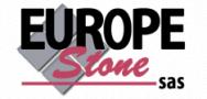Logo Europe Stone s.a.s.