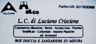 Logo L.C. di Luciano Criscione