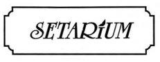 Logo Setarium di Palermo Maria